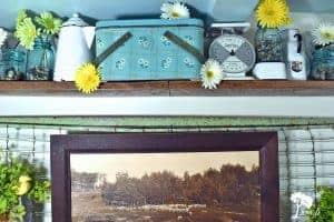 vintage farmhouse decorating ideas