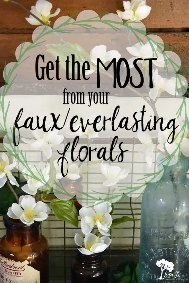 Faux Floral Tips