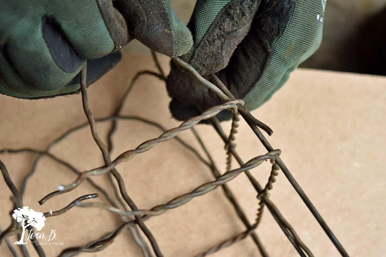 Vintage Fencing DIY