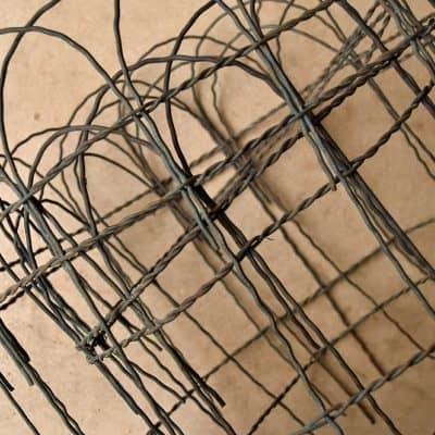Re-purposed Vintage Fencing Squares DIY