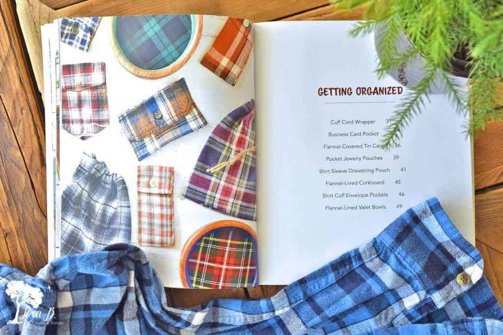 flannel crafts book