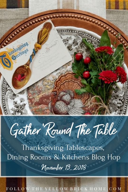 Gather Round the Table promo