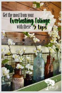 Get the Most from your Everlasting/Faux Flowers