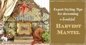 Harvest Mantel