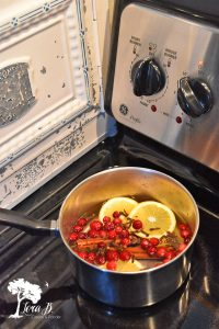 how to make stovetop holiday simmer