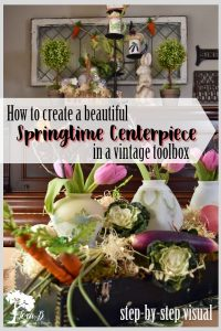 How To Create a Centerpiece