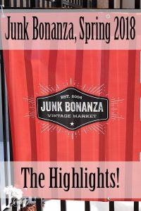 Junk Bonanza, Spring 2018