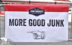 JunkBonanza, Spring 2019 Minneapolis, MN