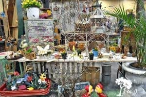 fairy garden market display