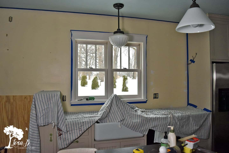 Kitchen Redecorating