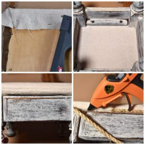 stapled seat how to