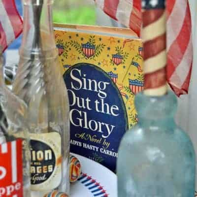 A Patriotic Porch Pinterest Challenge