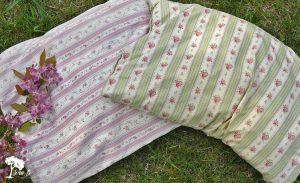 Vintage Pillow Ticking Pillows