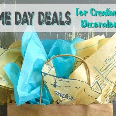 Prime Day Deals for Decorators DIY'ers and Makers