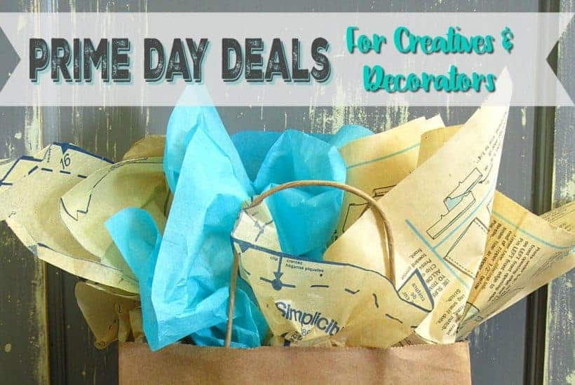 prime day ideas for creatives and decorators