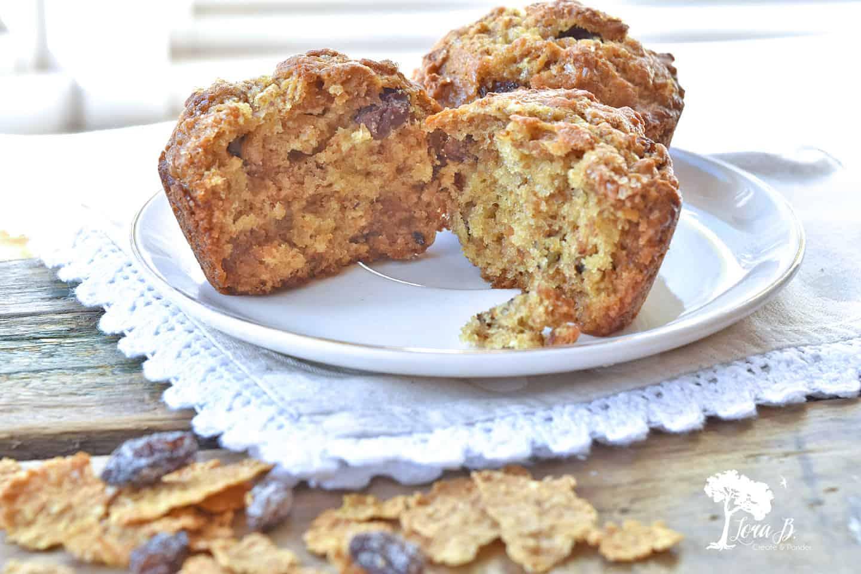 Delicious Raisin Bran Muffins