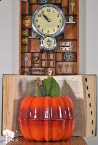 Repurposed Bundt Pan Apple or Pumpkin