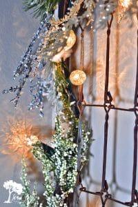 Bedspring Shiny Brite Tree, Aqua Version