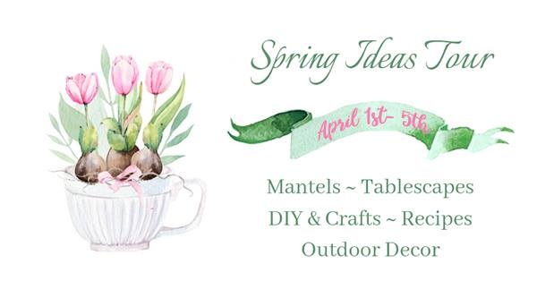 Spring Ideas Blog Hop