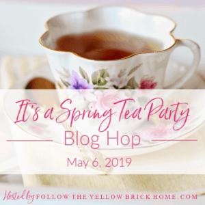 Spring Tea Party 2019 Promo Image
