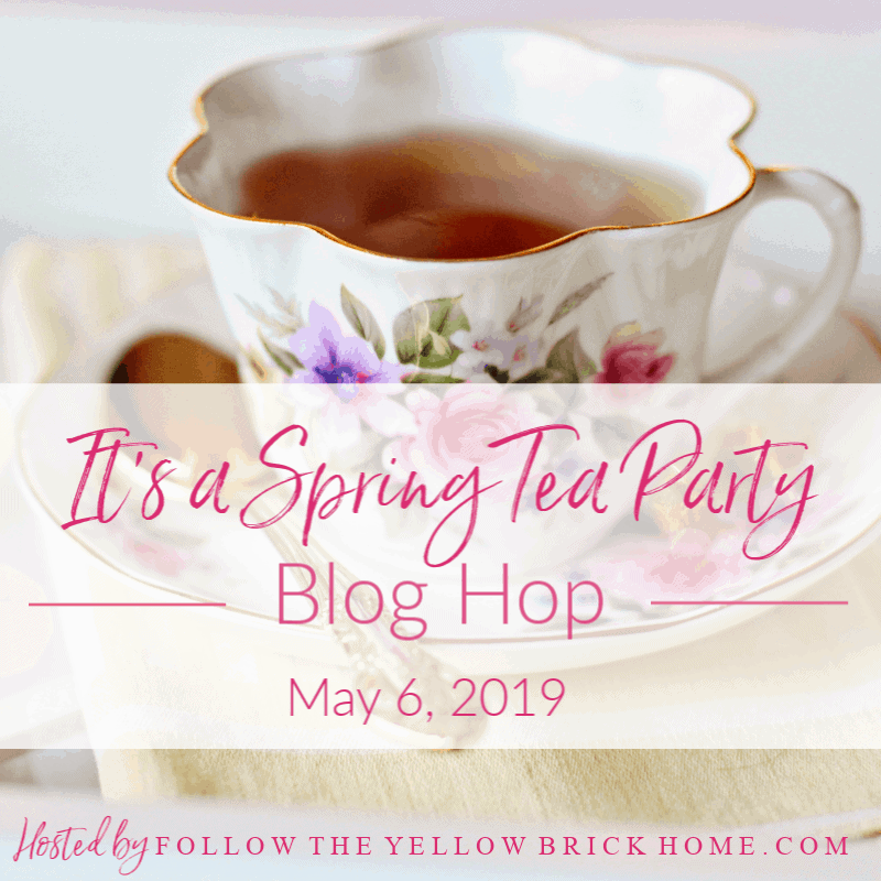Spring Tea Party 2019 Promo Image