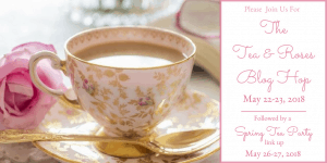 Tea and Roses Blog Hop Graphic