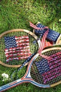 Tennis Racket Upcycle