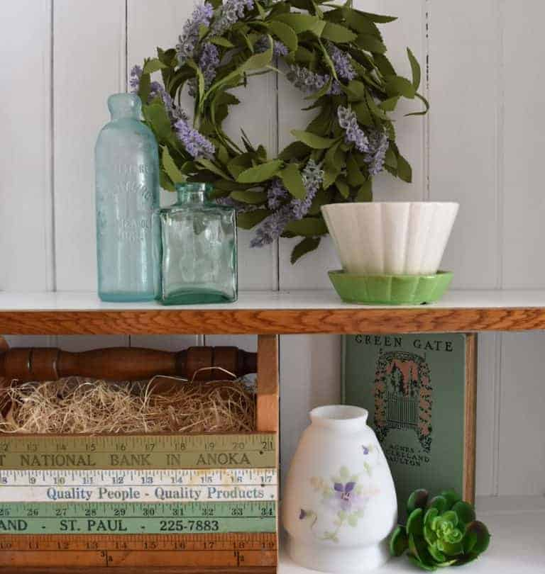 How to Decorate to Thrift the Look, Garden-Inspired Decor