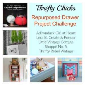 Thrifty Chicks Drawer Challenge