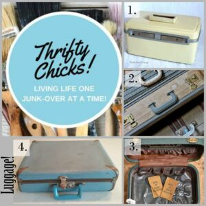 Thrifty Chicks Luggage Challenge