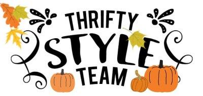 Thrifty Style Team logo, Fall