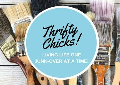 Thrifty Chicks graphic