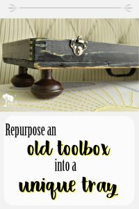 Toolbox Half Repurposed