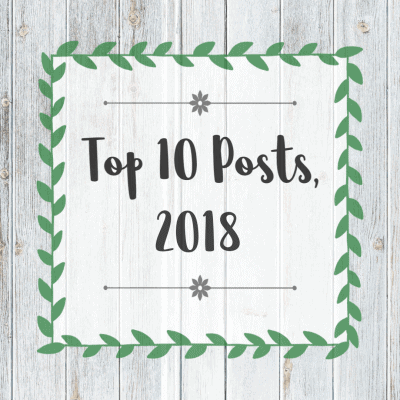 Top 10 Posts for 2018
