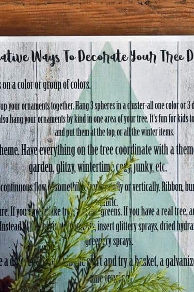 10 Ways To Decorate Your Christmas Tree Differently Checklist