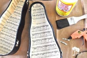 upcycled violin case how to