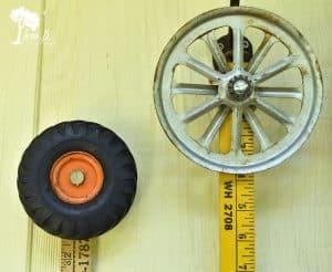 wheel flowers
