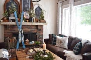 winter cabin decor ideas