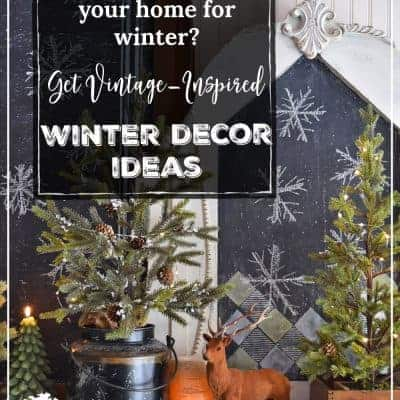 Winter Decorating Ideas to Enjoy Your Home All Season