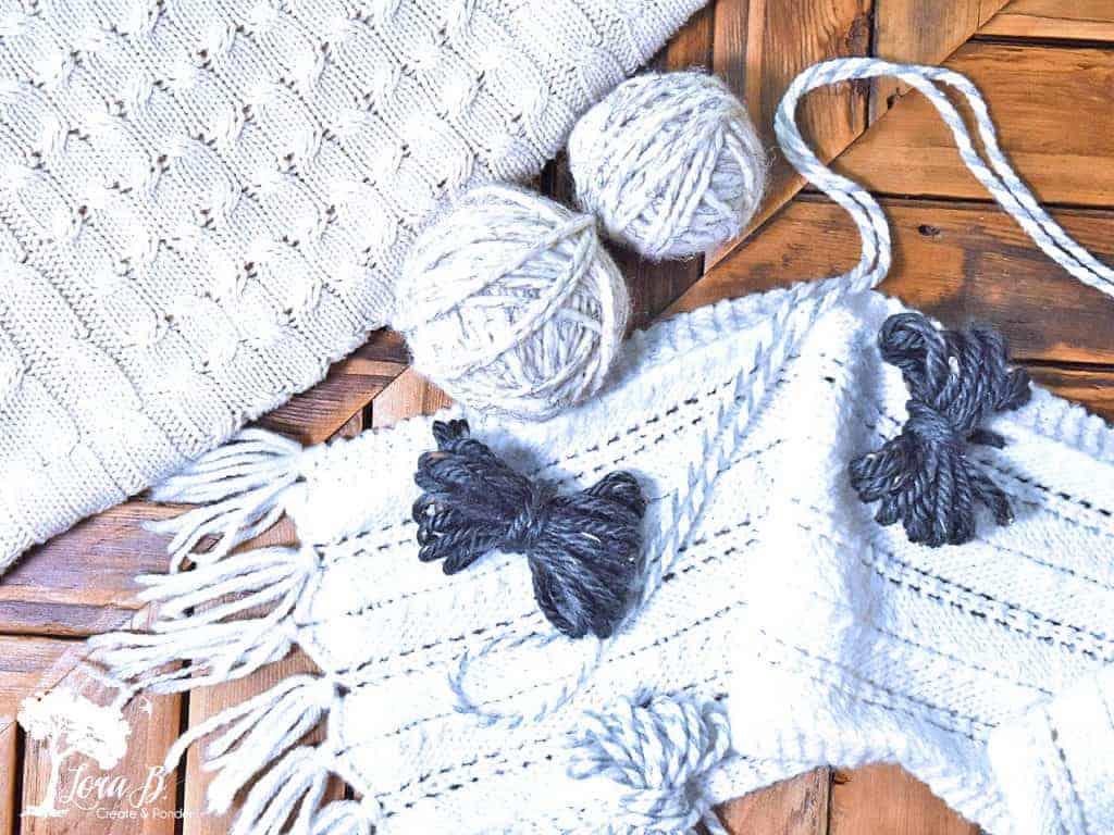 winter decor accessory ideas