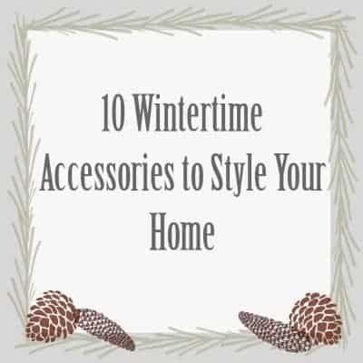 10 Winter Neutral Items to Style Your Home
