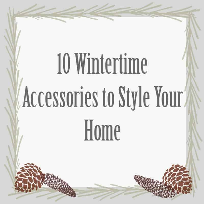 10 Winter Neutral Accessories to Decorate your home