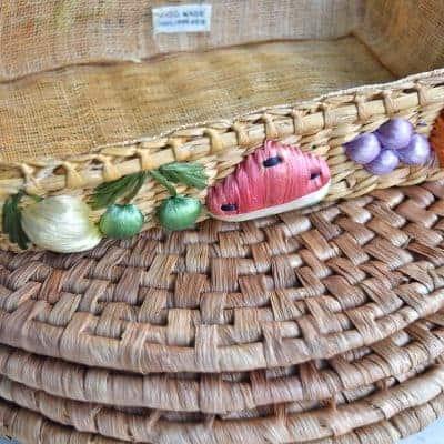 DIY Vintage-Inspired Fiber Placemats