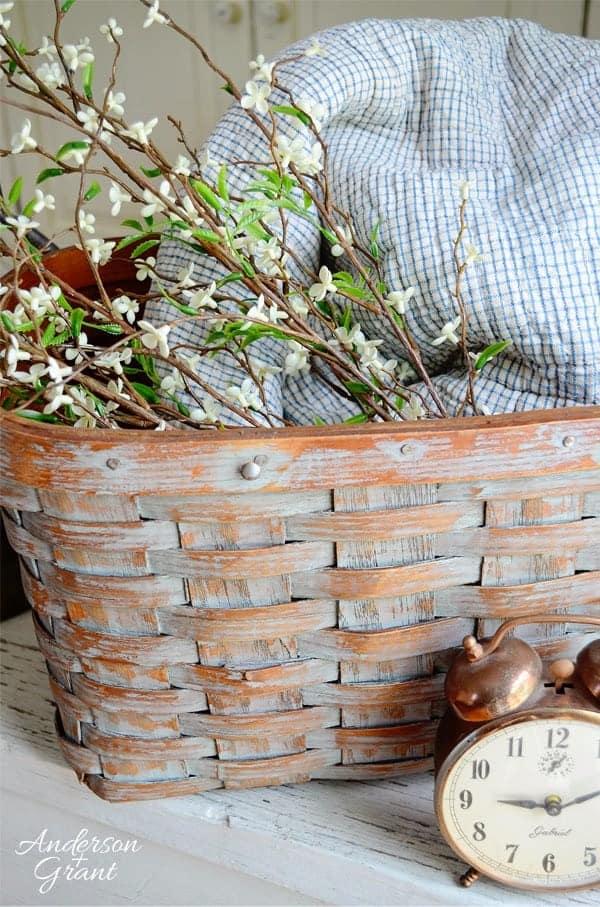 refurbished basket